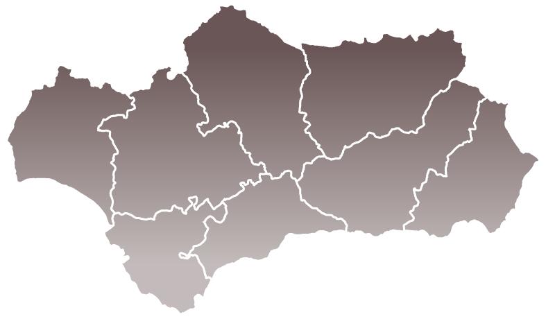Entoldados en toda Andalucía
